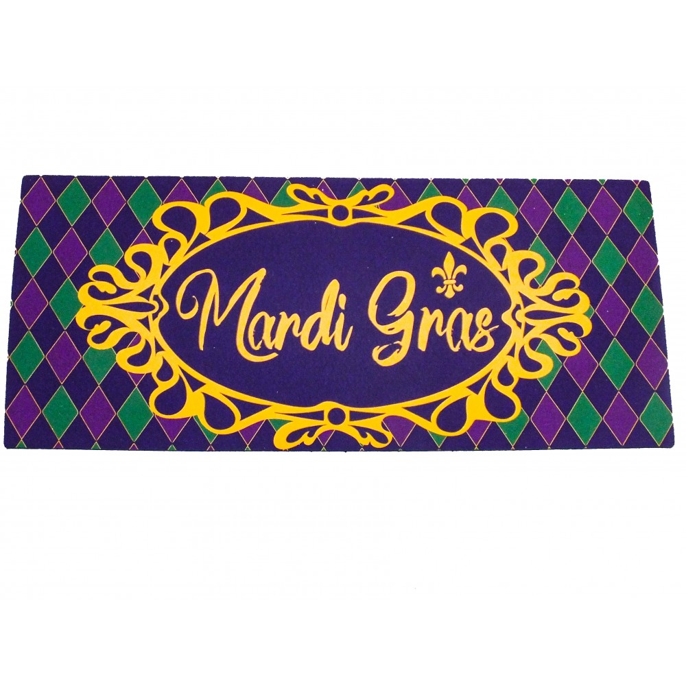 Celebrate Mardi Gras Switch Mat
