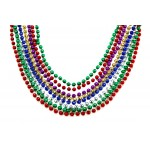 """33"""" 7mm Global Beads Assorted Colors"""