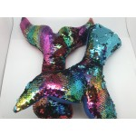 "12"" SEQUIN MERMAID TAIL"