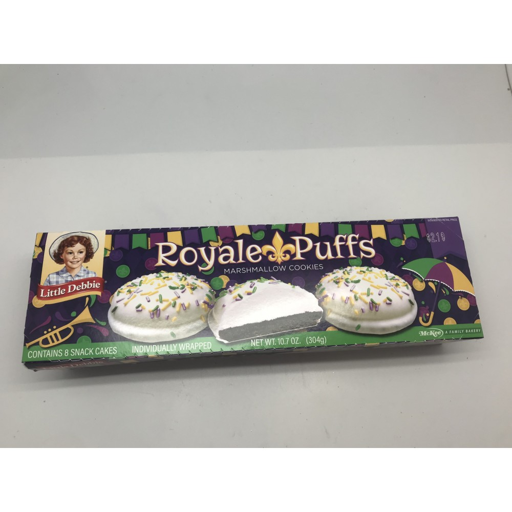 ROYALE PUFFS