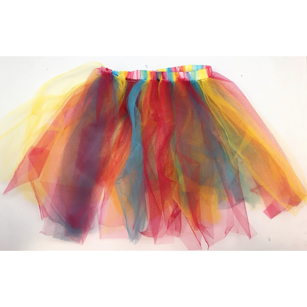 Rainbow Fairy Skirt