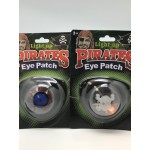 LU Pirate EyePatch
