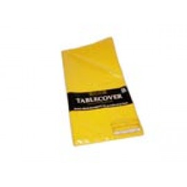 """Yellow Table Cover 54"""" X 108"""""""