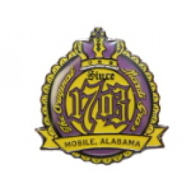 1703 Mobile Lapel Pin