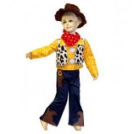 Child's Cowboy Costume