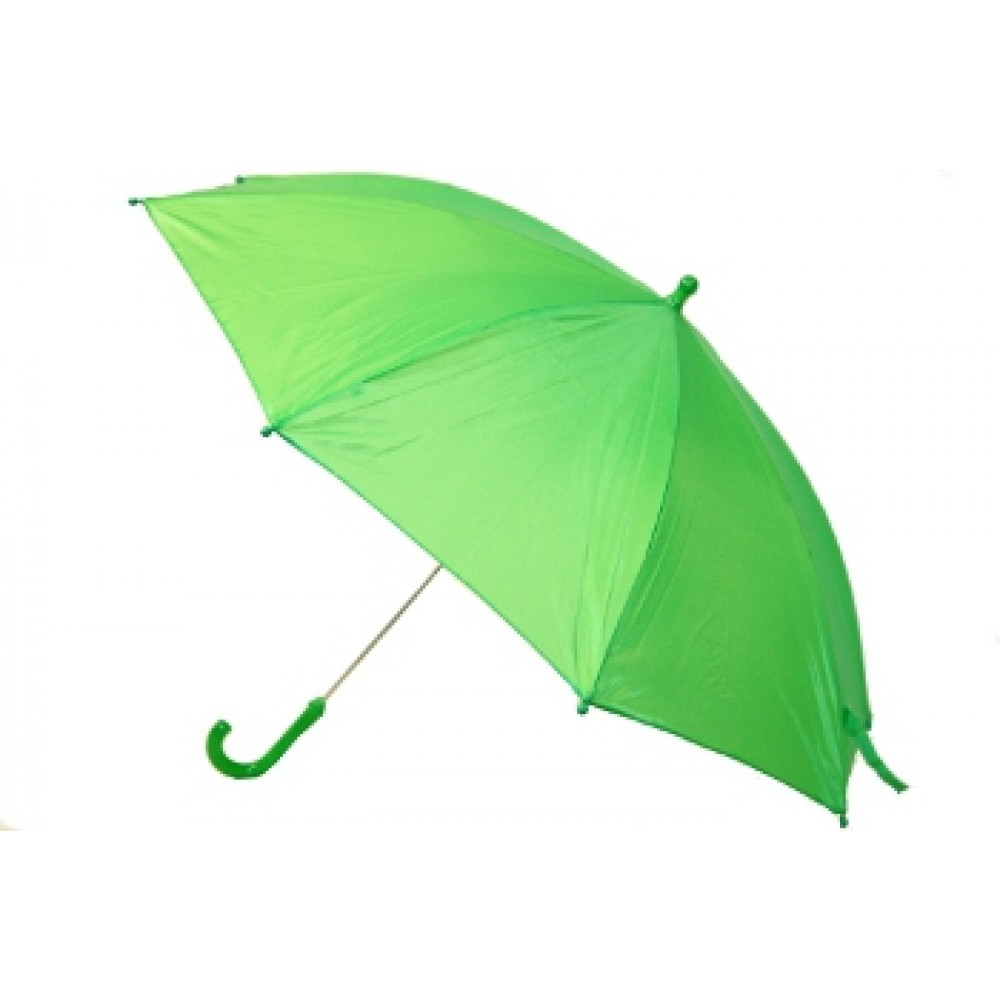 "19"" Green Umbrella"