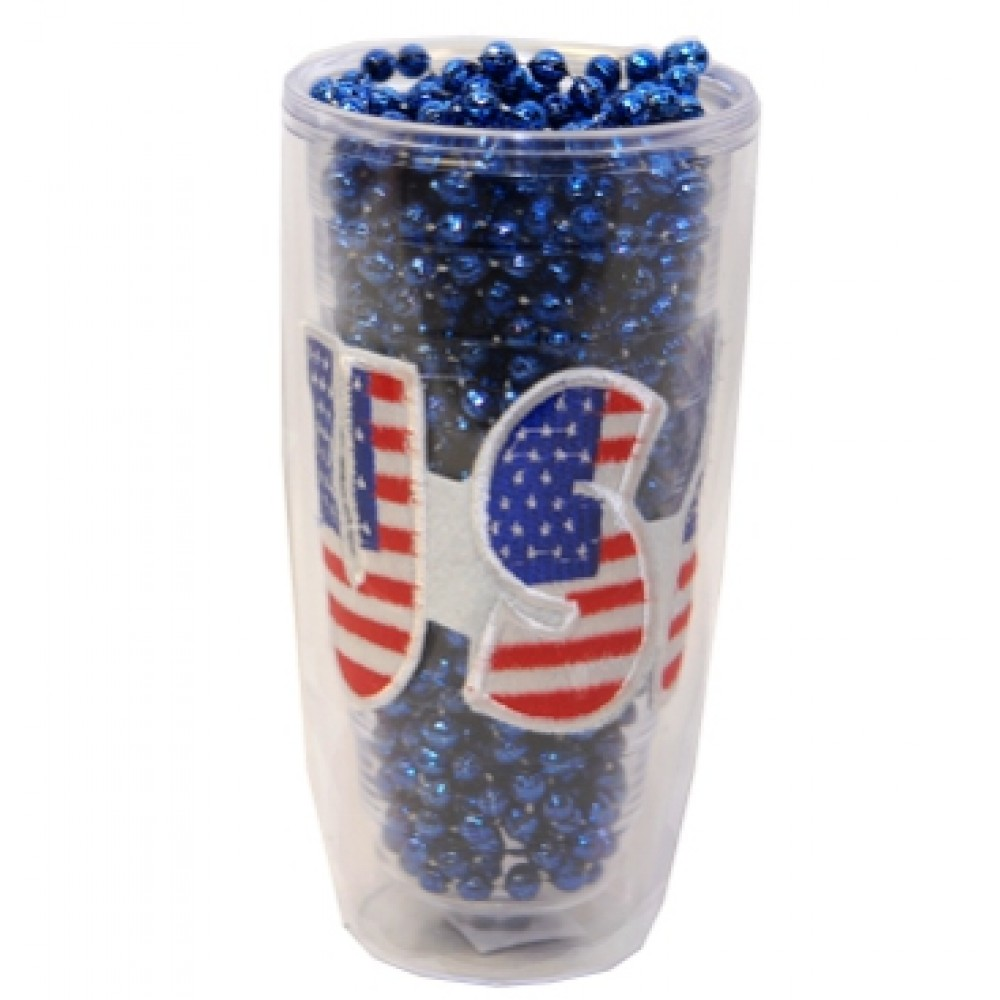 16oz Patriotic USA Tumbler