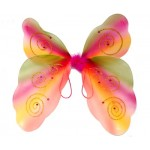 Light Up Rainbow Butterfly Wings