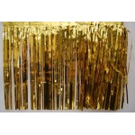 """15"""" x 10' Gold Fringe"""