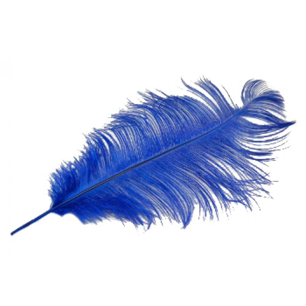 "15"" Blue Plume"