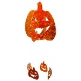 """11"""" Hanging Pumpkin Ornament"""