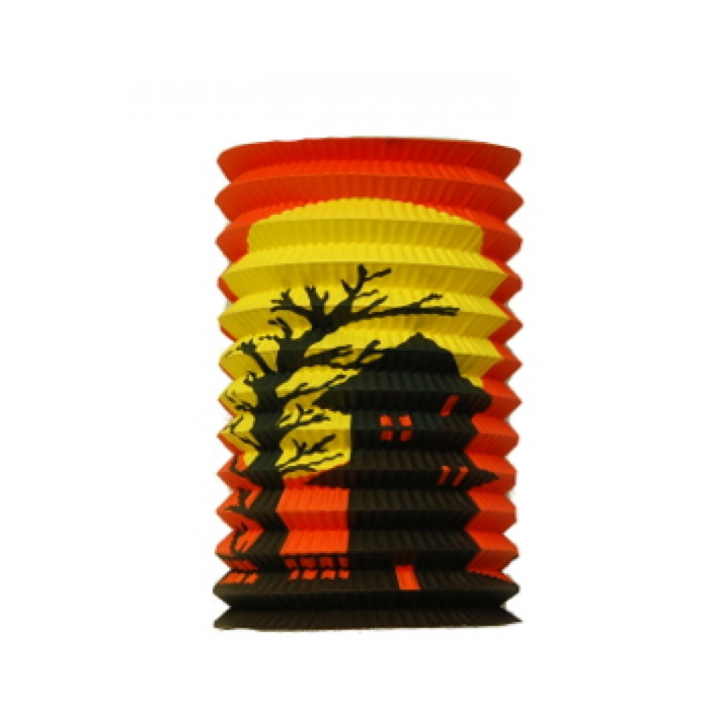 "10"" Vertical Halloween Lanterns"