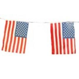 15' American Flag Banner