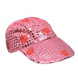 Lips and Kisses Hat