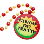 "33"" Cinco De Mayo Medallion Bead"