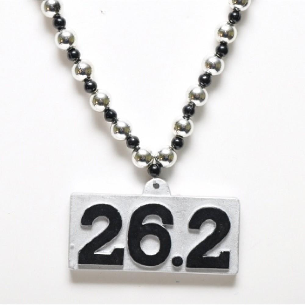 """26.2"" Marathon Bead"