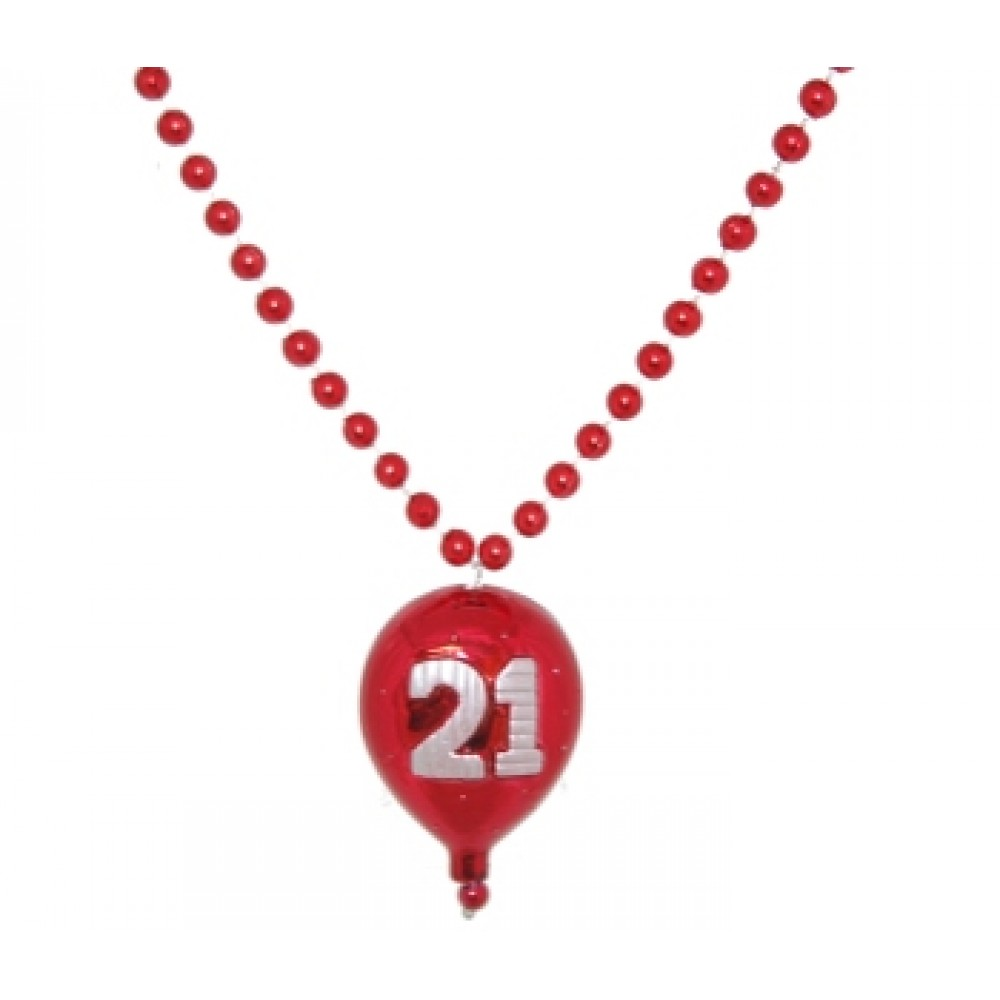 """21"" Balloon Bead"