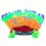 Multicolor Indian Headdress