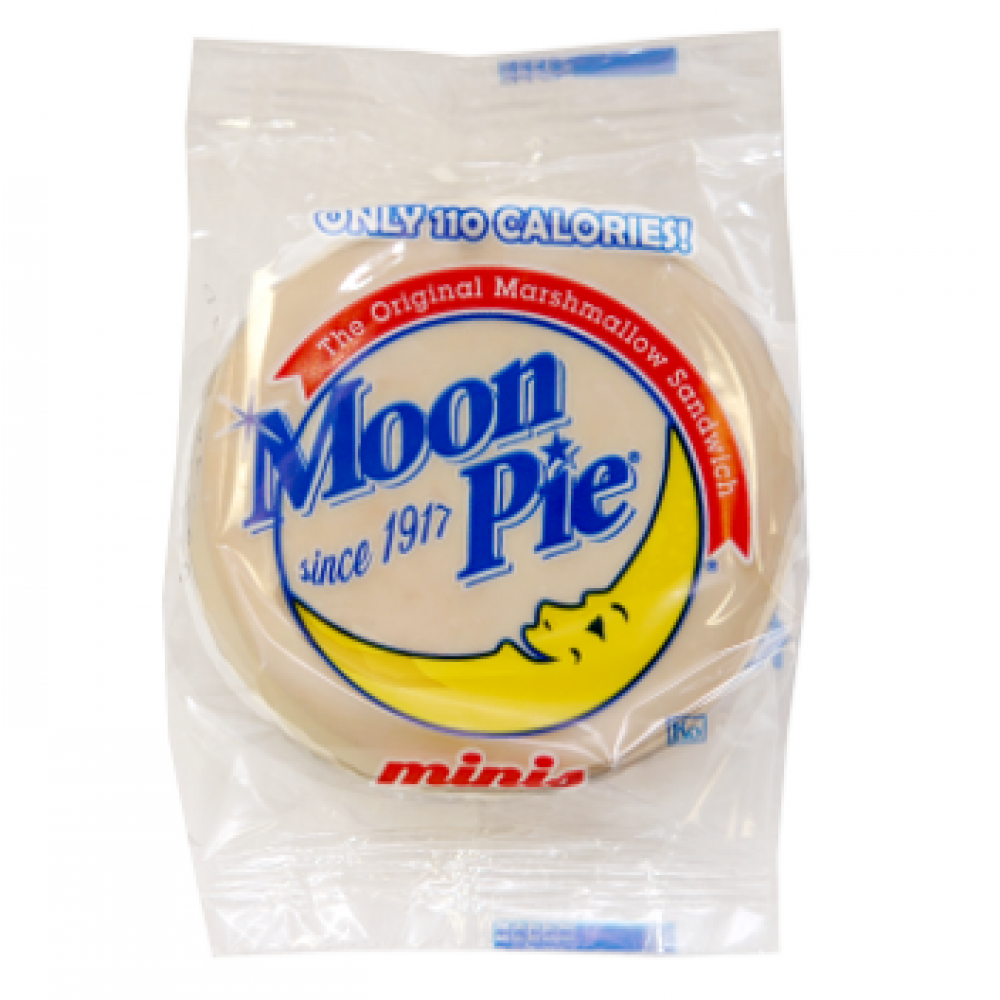Chattanooga Moon Pies 1oz size Coconut