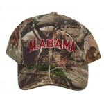 Camouflage Alabama Hat
