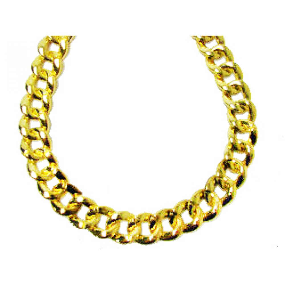 "42"" Large Chains Gold"