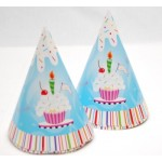 Everything is Better with Cake and Frosting! Party Hats