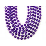 "33"" 7mm Global Beads Purple"